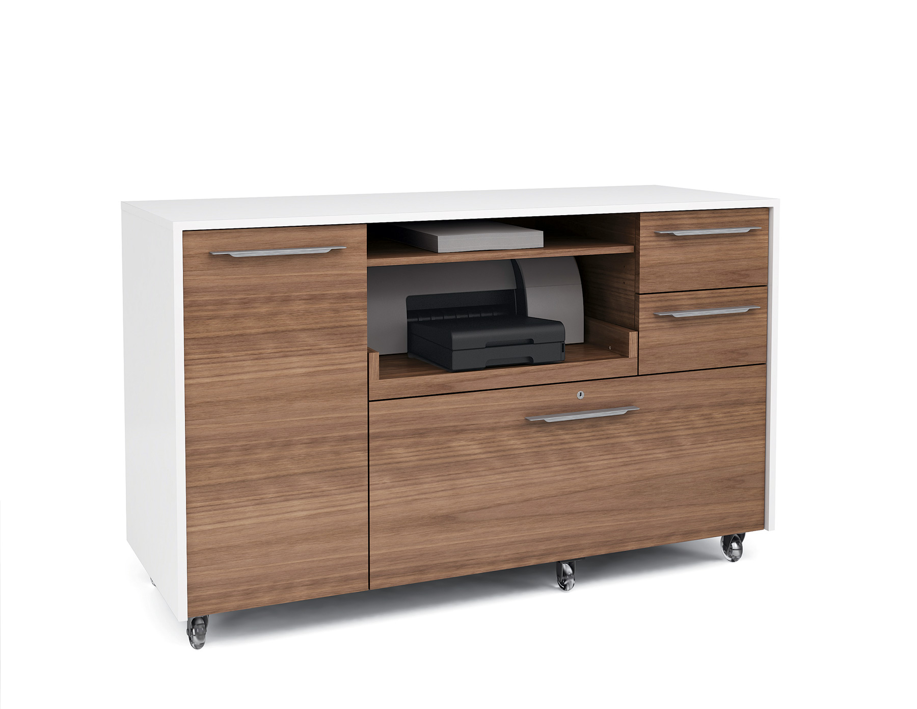 Modern side tables and accent tables jpg - Format Mobile Credenza 6320 Hip