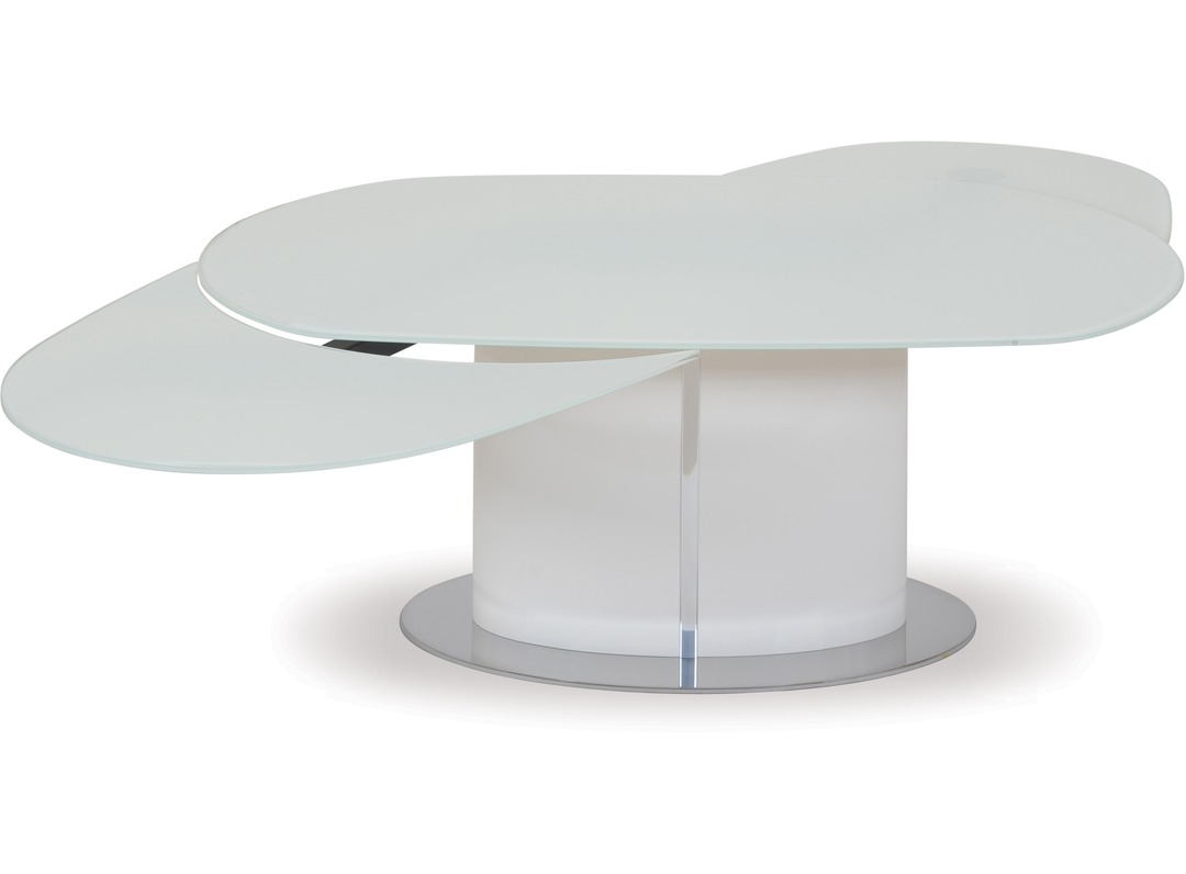 Odyssey table hip for Table extensible calligaris
