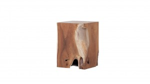solid_teak_rectangle_stool_front