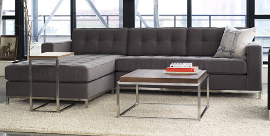Versatility and the Jane BiSectional Hip Furniture