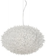 kartell-bloom-pendant-large-transparent-crystal