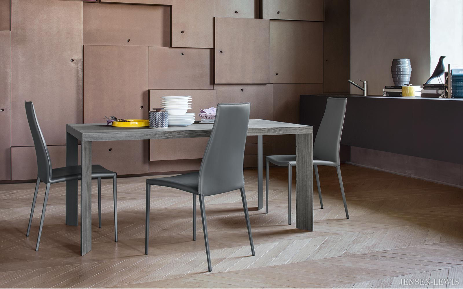 Calligaris Furniture 79323482 Aida Dining Chair Cs 1452